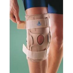 Orteza stawu kolanowego z szynami bocznymi i zawiasem - 1032