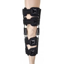 JAB Uniwersalna teleskopowa orteza typu ROM na kolano