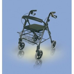 Chodzik aluminiowy, czerokołowy - CA881T