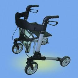 Chodzik aluminiowy, czterokołowy - RL-A42012