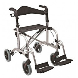 Chodzik aluminiowy, czterokołowy RL-A42018KD