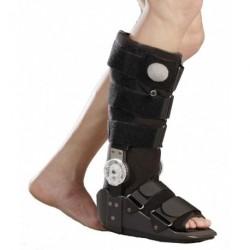 AT53004 Orteza sztywna z tworzywa sztucznego na goleń i stopę (krótka)