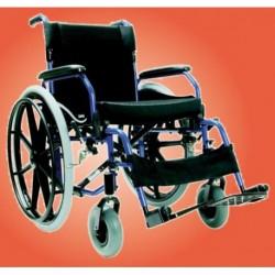 Wózek inwalidzki, aluminiowy - SOMA SM-852