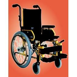Wózek inwalidzki dziecięcy aluminiowy - KARMA KM-7520