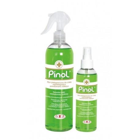 Pinol - płyn pielęgnacyjny do ciała zapobiegający powstawaniu odleżyn