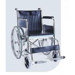 AT51023(CA603/CA609) Wózek inwalidzki toaletowy