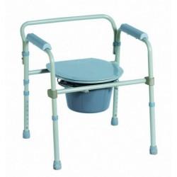 AT51026 Składane krzesło toaletowe