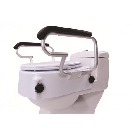 AT51204 Nasadka toaletowa podwyższająca z podłokietnikami