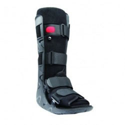 AT53008 Orteza sztywna z tworzywa sztucznego na goleń i stopę (krótka)