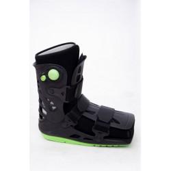 AT53027 Orteza sztywna z tworzywa sztucznego na goleń i stopę (krótka