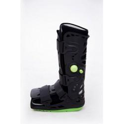 AT53026 Orteza sztywna na goleń i stopę (długa)