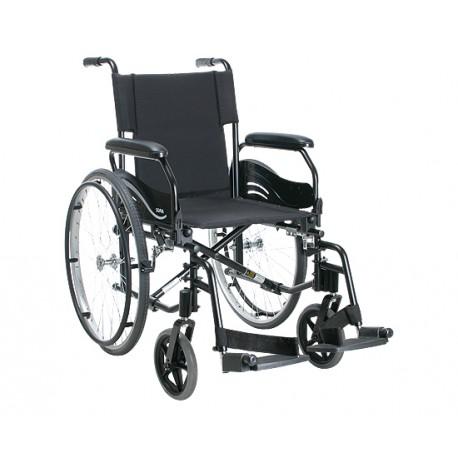 Wózek inwalidzki, aluminiowy - SOMA SM-802