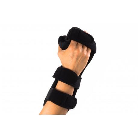 Szyna na nadgarstek i przedramię unieruchamiająca