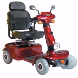 Wózki inwalidzkie elektryczne - KARMA
