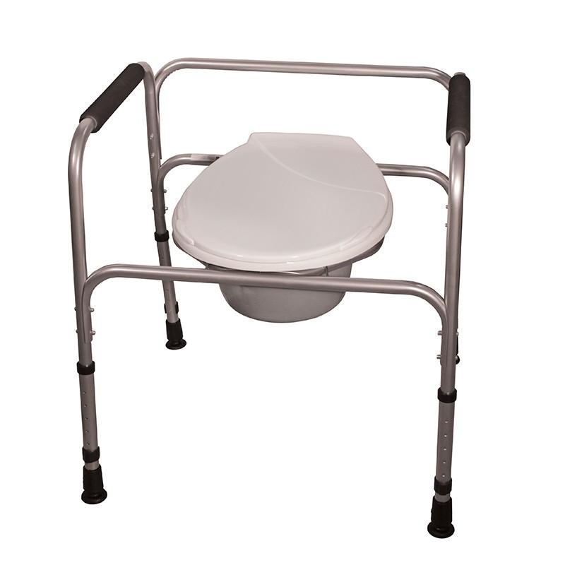 Krzesła i nasadki toaletowe